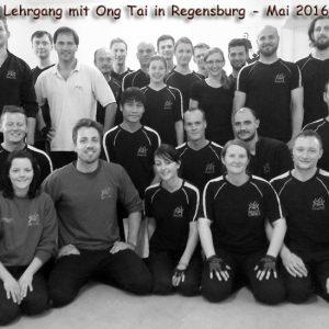 Kampfkunst in Regensburg auf höchstem Niveau